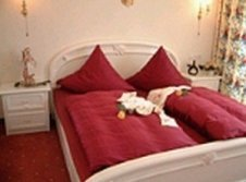 Schlafzimmer Prinzenpaar-Suite