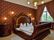 Schlafzimmer Schloss Suite