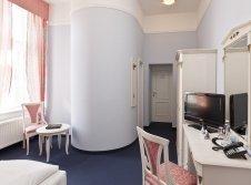 Schloss Doppelzimmer mit Seeblick