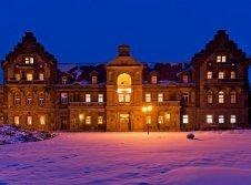 Schloss im Winter
