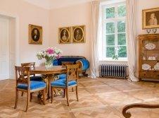 Schloss Manowce - Hotel-Innenansicht