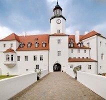Frontansicht, Quelle: (c) Schlosshotel Fürstlich Drehna