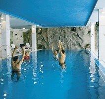 Schwimmbad im Waldhotel Göhren, Quelle: (c) Waldhotel Göhren GmbH
