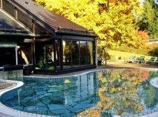Schwimmbad im Außenbereich