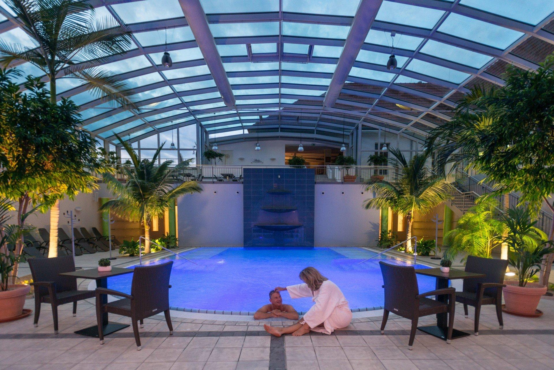 Zeit f r harmonie im f rstenhof im sympathie hotel for Schwimmbecken im angebot
