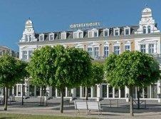 SEETELHOTEL Ostseehotel Ahlbeck - Hotel-Außenansicht