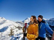 Ski Fahren in Berchtesgarden