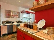 SKYHOTEL Merseburg - Restaurant