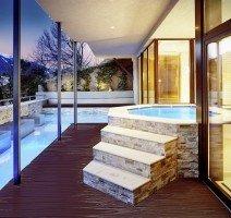 Sole Whirlpool, Quelle: (c) DolceVita Hotel Preidlhof
