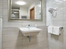 Spa Hotel Děvín *** Superior - Badezimmer
