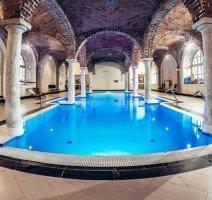 Spabereich, Quelle: (c) AKZENT Schlosshotel Wiechlice