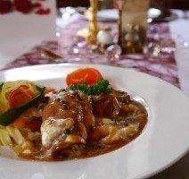 Speise, Quelle: (c) Romantica Hotel Blauer Hecht