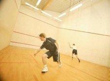 Squash Halle