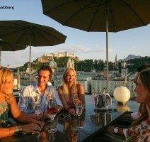 Gastro- und Panoramen-Erlebnis Salzburg, Quelle: (c) Tourismus Salzburg