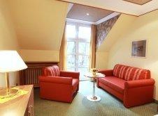 Standard Doppelzimmer oder Einzelzimmer in der Dependance