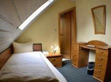 Standard Einzelzimmer im Gästehaus