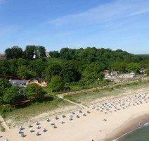 Appartments in direkter Strandlage zur Ostsee, Quelle: (c) Waldhotel Göhren GmbH