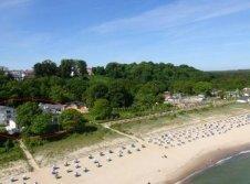 Strandlage an der Ostsee