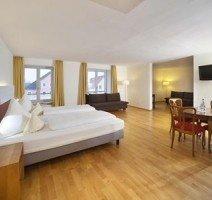 Suite, Quelle: (c) Akzent Brauerei Hotel Hirsch