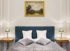Suite mit Gartenblick (Zimmer 14)
