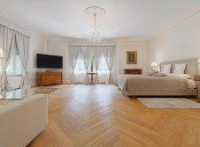 Suite mit Gartenblick (Zimmer 15)