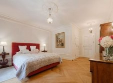 Suite mit Gartenblick (Zimmer 16)