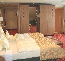 Suite mit Whirlpool , Quelle: (c) Hotel Lamm Betriebs GmbH