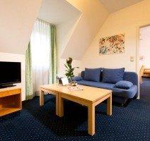 Suite (Verfügbarkeit auf Anfrage), Quelle: (c) ACHAT Plaza Kulmbach