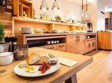 Tannenhaus Frühstücksraum