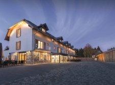 Tannenhaus Hotel Außenansicht