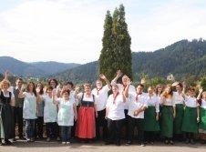Team des Wander- und Wellnesshotel Winterhaldenhof