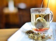 Tee am Nachmittag