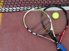 Tennis im Hotel