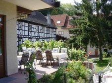 Terassse - unser Sommerrestaurant