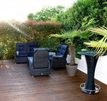 Terrasse, Quelle: (c) Luxfit Private SPA