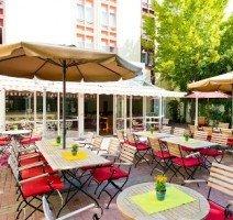Terrasse, Quelle: (c) ACHAT Premium Neustadt/Weinstrasse