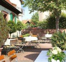 Terrasse, Quelle: (c) Landhotel Sickinger Hof