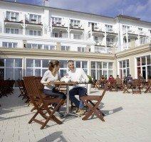 Terrasse, Quelle: (c) Baltic Resort Boltenhagen
