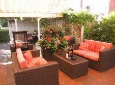 Terrasse - Lounge