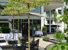 Terrasse Parkhotel Oberhausen