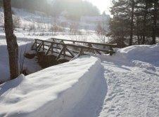Tonbach im Winter