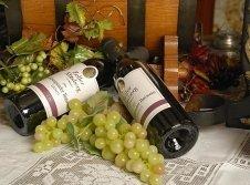 Üppige Weinauswahl!