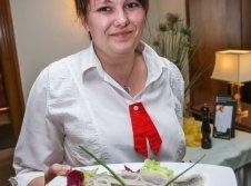 Unsere liebe Servicemitarbeiterin Katrin