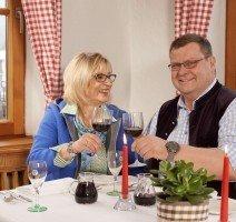 Ute und Peter Lohmann Hotel & Restaurant Alpenglück, Quelle: