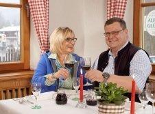 Ute und Peter Lohmann Hotel & Restaurant Alpenglück