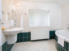 Villa Friedland - Badezimmer