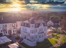 Villa Raab - Hotel-Außenansicht