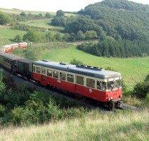 Schmalspureisenbahn Vulkan-Expreß, Quelle: (c) Hotel und Landgasthof zum Bockshahn