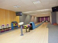 WAGNERS Sporthotel Oberhof - Bowlingbahn