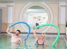 Wassergymnastik Programm